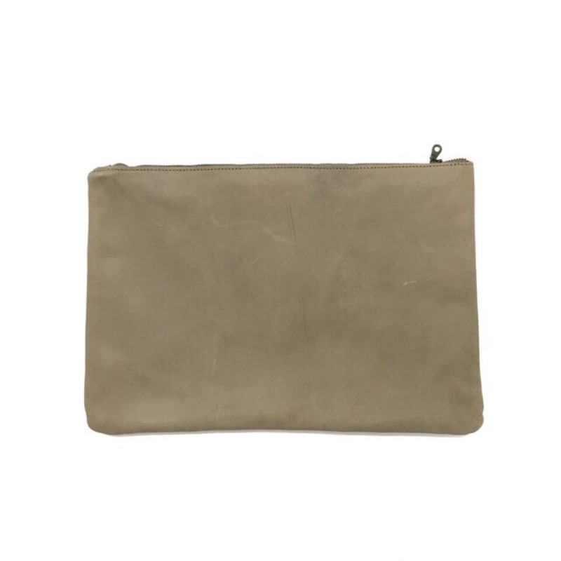 Bank Bag Clutch